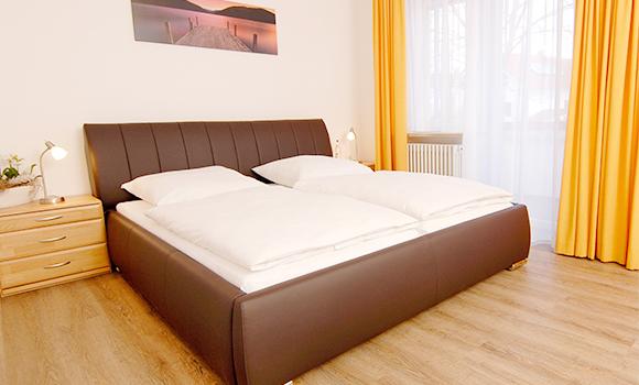 Hotel Garni Leitl in Eggenfelden - Unsere Zimmer